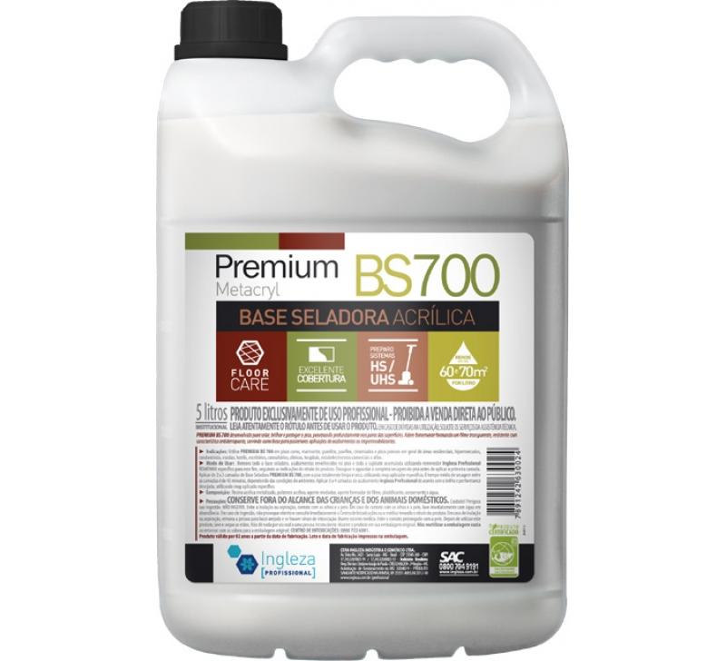 Base Seladora Acrílica Premium Metacryl BS700 5 Litros - Ingleza